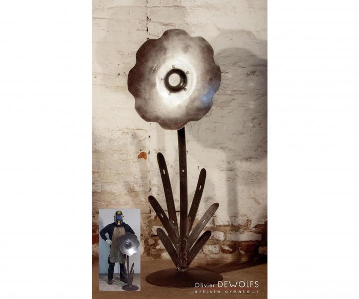 Steel Flower scul_042
